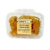 American Crystallized Ginger Slices