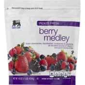 Food Lion Berry Medley, Picked Fresh, Pouch