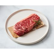 Grass-Fed Whole Imported Boneless Beef Strip Loin Roast