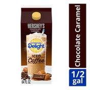 International Delight Hershey's Chocolate Caramel Iced Coffee