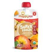 Happy Tot Apples & Butternut Squash + Super Chia