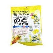 Ryukakusan Yuzu Throat Refreshing Powder-In Herbal Drops Bag