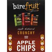 Bare Apple Chips, Crunchy, Sea Salt Caramel