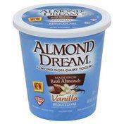 Almond Dream Yogurt, Almond Non-Dairy, Reduced Fat, Vanilla