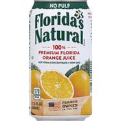 Florida's Natural 100% Juice, Premium, Florida Orange