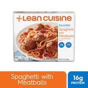 Lean Cuisine Spaghetti with Meatballs