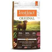 Instinct Original Real Duck Recipe Grain-Free Dry Dog Food