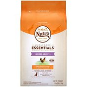Nutro Natural Choice Chicken & Whole Brown Rice Indoor Adult Cat Food 3 Lbs.