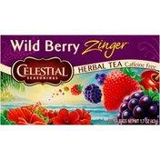 Celestial Seasonings Tea Wild Berry