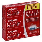 Colgate Toothpaste, Anticavity Fluoride, Sparkling Mint