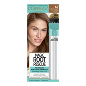 L'Oreal Root Rescue 10 Minute Root Hair Coloring Kit, 6A Light Ash Brown