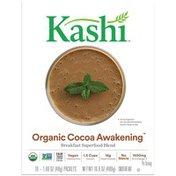 Kashi Organic Cocoa Awakening Breakfast Super Blend Smoothie Mix