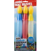 RoseArt Paint Brushes, Jumbo
