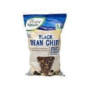 Simply Nature Black Bean Chips