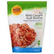 Wild Harvest Shrimp, Gulf, Wild Caught, Raw