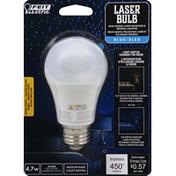 Feit Electric Light Bulbs, Laser, Blue, 4.7 Watts