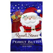 Russell Stover Peanut Butter, in Milk Chocolate