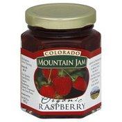 Colorado Mountain Jam Jam, Organic, Raspberry