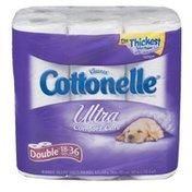 Cottonelle Toilet Paper Ultra Comfort Care Double Rolls
