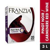 Franzia® Pinot Noir / Carmenere Red Wine