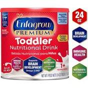 Enfagrow® PREMIUM Toddler Next Step, Natural Milk Flavor - Powder Can