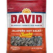 DAVID Seeds Salsa Sunflower Seeds