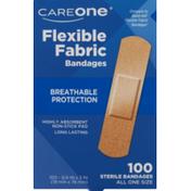 """CareOne Flexible Fabric Bandages 3/4""""x3"""""""