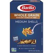 Barilla® Whole Grain Pasta Medium Shells