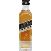 Johnnie Walker Whisky, Scotch, Blended, Double Black