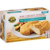 Barber Foods Sea Salt & Ground Pepper Raw Chicken Tenders