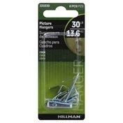 Hillman Group Hangers, Picture, Zinc
