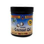 Omega Nutrition Organic Coconut Oil