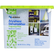 AirBoss Anywhere Dehumidifier, Fragrance Free