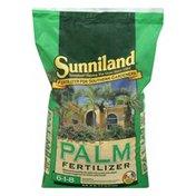 Sunniland Fertilizer, Palm, 6-1-8
