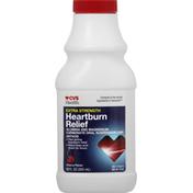 CVS Health Heartburn Relief, Extra Strength, Cherry Flavor