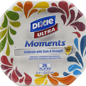 Dixie Plates, 8 Inch