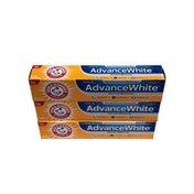 Arm & Hammer Advanced White 3 X 7.2