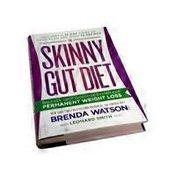Nutri Books Skinny Gut Diet Book Paperback