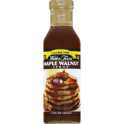 Walden Farms Syrup, Calorie Free, Maple Walnut