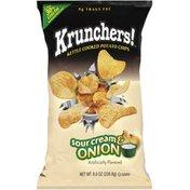 Krunchers! Kettle Cooked Sour Cream & Onion Potato Chips