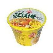 Ottogi Sesame Flavor Noodle Bowl
