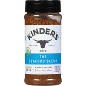 Kinder's Rub, The Seafood Blend