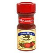 McCormick® Chili Powder, Texas-Style
