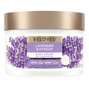 Love Beauty And Planet Body Cream Lavender & Hyssop
