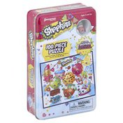 Shopkins Puzzle, 100 Piece, Full Size, Ages 5 and Up
