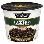 Kathleen's Black Beans