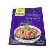 Asian Home Gourmet Spice Paste For Indian Butter Chicken, Mild