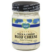 Follow Your Heart Salad Dressing, Organic, Thick & Chunky Bleu Cheese