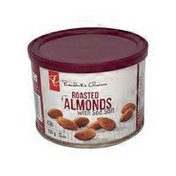 President's Choice Dry Roasted Almonds
