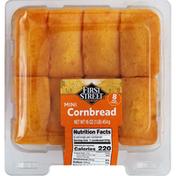 First Street Cornbread, Mini Loaves